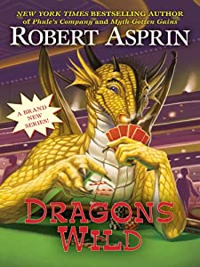 Dragons Wild (Dragon Series Book 1)