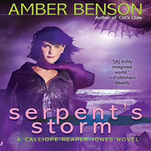 Serpent's Storm cover art
