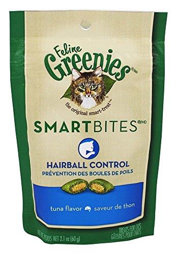 Price comparison product image Greenies Smartbite Hairball Tuna Cat Treat