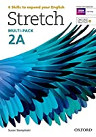 Stretch: Level 2: Student's Book & Workbook Multi-Pack A with Online Practice