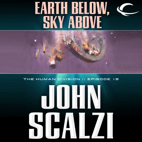 Earth Below, Sky Above cover art