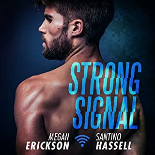 Strong Signal audiobook cover art