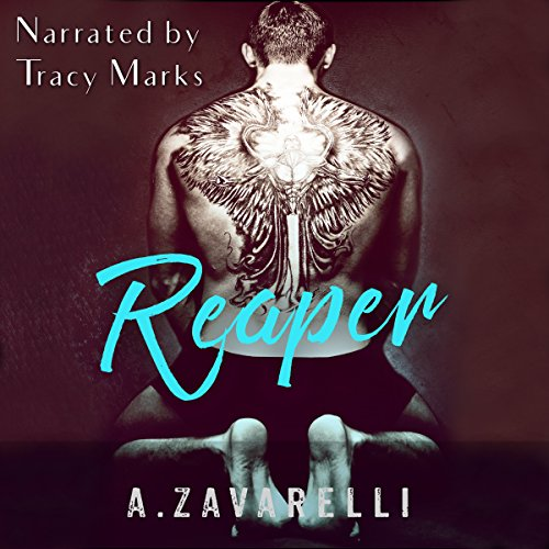 Reaper audiobook cover art