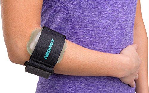 AIRCAST Pneumatische Armband–Schwarz