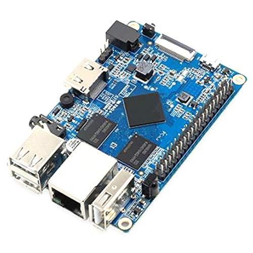 Deesen para Orange Pi Pc Arm Placa de Desarrollo, Interfaz de Red, Microcontrolador de ProgramacióN H3, para Orange Pie