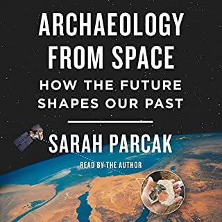 Archaeology from Space audiobook cover art