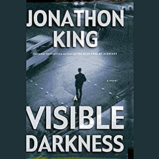 A Visible Darkness cover art