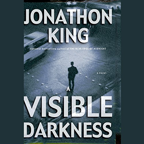 A Visible Darkness audiobook cover art