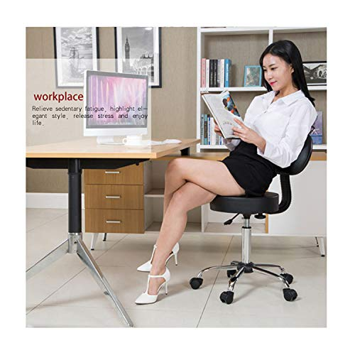 Ergonomic Computer Best Gaming Racing Desk Salon Bar Chair Office Gamer Desk Chair for Adults Black