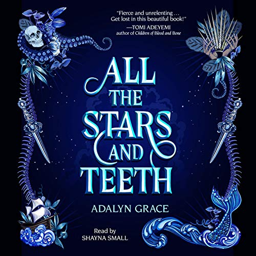 Couverture de All the Stars and Teeth