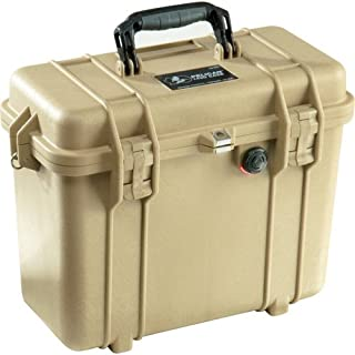 Pelican 1430 - Case 13.56X5.76X11.7In Tan No Fm