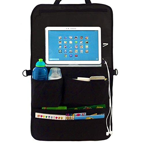 Organizer per sedile auto Backseat & tablet Holder for Kids–viaggio più in...