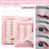 Best Eyelid Tapes - INS Hooded Droopy Eyelid Tapes Stickers, Natural Ultra Review