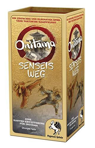 Pegasus Spiele 51856G - Onitama Senseis Weg (Erweiterung)