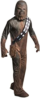 Adult Star Wars Deluxe Chewbacca Costume