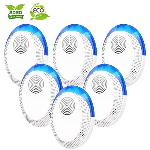 Why Should You Buy SUPTEMPO Ultrasonic Pest Repeller, 2020 Upgraded Electronic Indoor Pest Repellent...