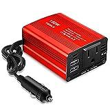 buywhat BW-150 150W Car Power Inverter DC 12V to 110V...