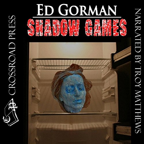 Shadow Games Audiobook By Ed Gorman cover art