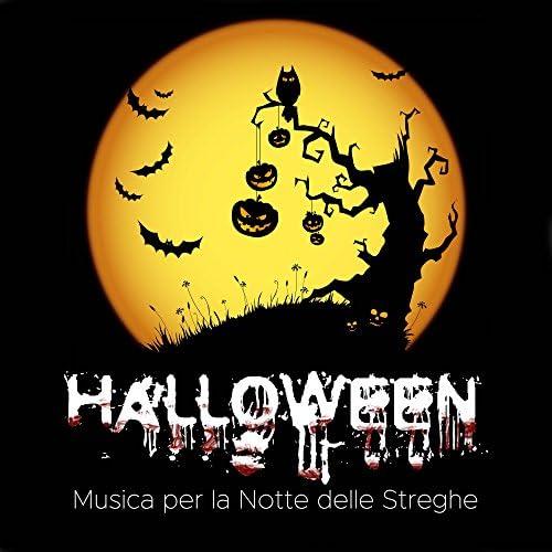 Halloween Party 2012 & Happy Halloween Music