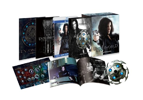 Underworld-awakening-Limited-Collector-039-s-BOX-3D-amp-2D-Blu-ray-Set-2-Disc-NEW