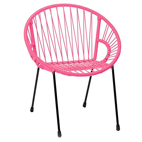 The Rocking Company Chaises Tica Baby Rose