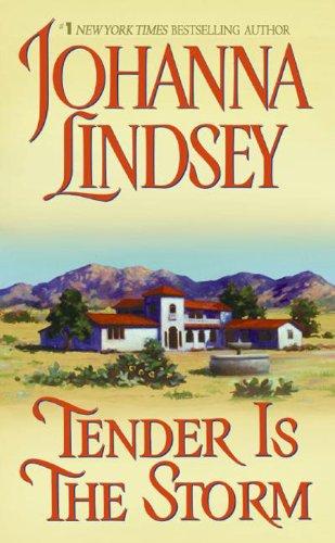 Tender Is the Storm (Avon Historical Romance)
