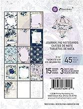 Prima Marketing 634155 Georgia Blues Journaling Cards 3