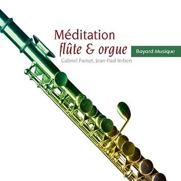 Méditation flûte & orgue