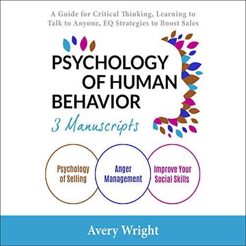 Psychology of Human Behavior Audiobook By Avery Wright cover art
