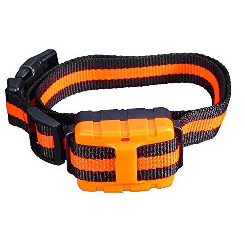 Jinyi Orange Best Dog Training Collar,Rechargeable Pet Bark/Walking/No Jump Training Collar Waterproof with Remote