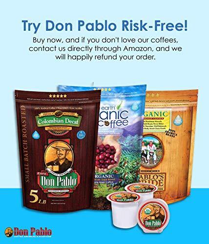 2LB Subtle Earth Organic Coffee - Medium-Dark Roast - Whole Bean - Organic Arabica Coffee - (2 lb) Bag 2 Certified Organic by CCOF - 100% Arabica Coffee - GMO Free 2LB - Whole Bean - Medium-Dark Roast Rich and chocolatey with profound depth of flavor, velvety body, and low acidity