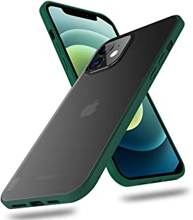 X-level for iPhone 12 Mini Case Slim Matte Finish Military Grade Soft Edge Bumper Shockproof and Anti-Drop Protection Hard...