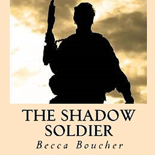 The Shadow Soldier audiobook cover art