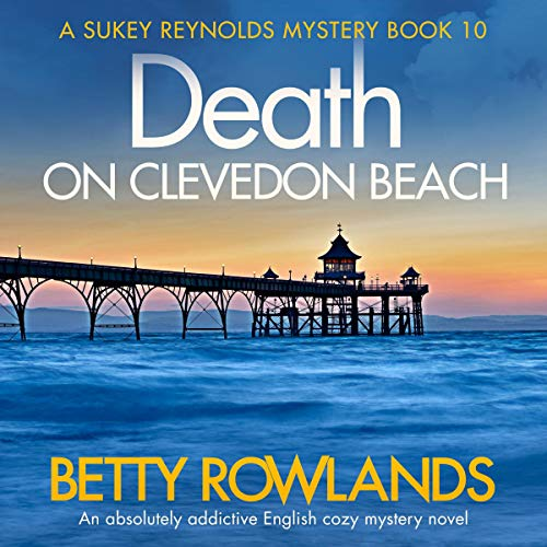 Death on Clevedon Beach Titelbild