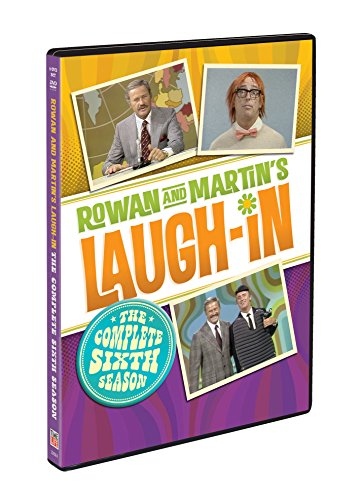 Rowan and Martin's Laugh-In: The Complete Sixth Season (6DVD)