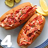 Maine Lobster Rolls 4 Pack