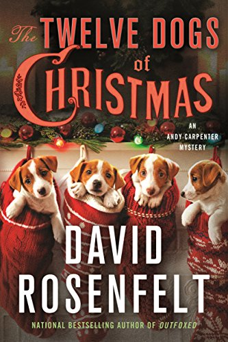 The Twelve Dogs of Christmas: An Andy Carpenter Mystery (An Andy Carpenter Novel, 16)