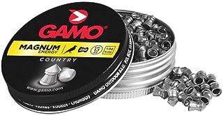 comprar comparacion Gamo Magnum - 250 Balines en Caja de Metal, 5.5 mm