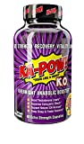 KA-POW! K.O. #1Overnight Testosterone Booster - The Ultimate Muscle Building Stacker -Maximize Workouts