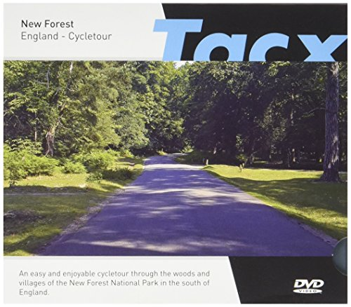 Tacx Technische Industrie BV DVD Virtual Reality New Forest - England, T1956.65