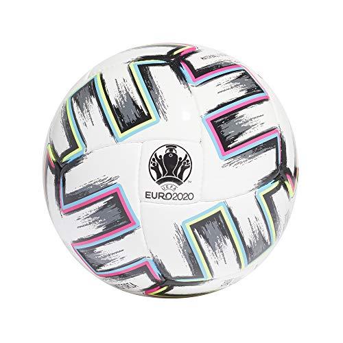 adidas Performance Uniforia Pro Sala Futsal Matchball EM 2020 weiß/bunt, 4