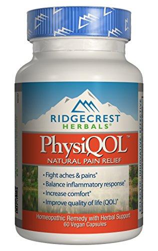 Ridgecrest Herbals PhysiQOL Supplem…