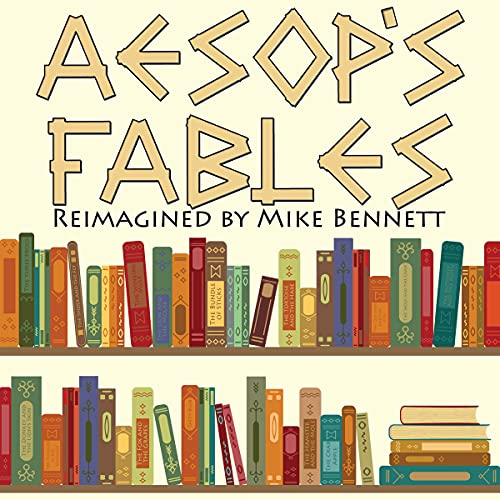 Couverture de Aesop's Fables Reimagined
