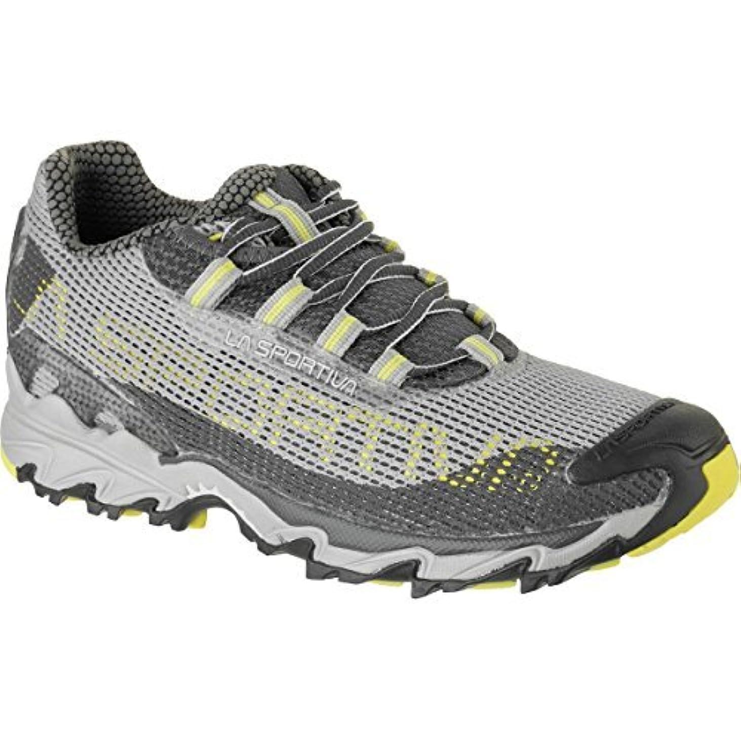砂受取人ターミナルLa Sportiva Women's Wildcat Trail Running Shoe Grey/Butter 40 M EU [並行輸入品]