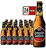 Estrella Galicia Sin Gluten Pack 24 botellines x 33 cl