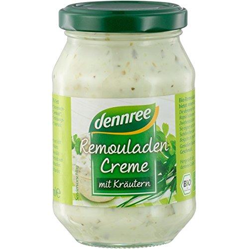 dennree Kräuter-Remoulade (250 ml) - Bio