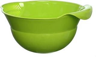 Eco Plast Rice Colander - Green