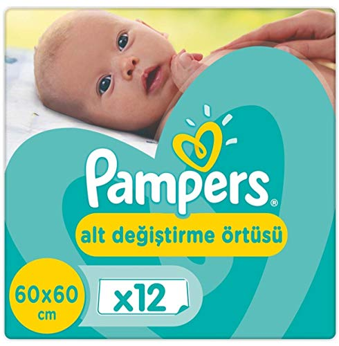 24 tappetini Cambio Pampers (12 x 2).