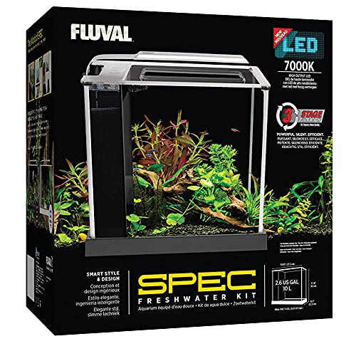 Fluval Conjunto de acuario Spec III, 98l