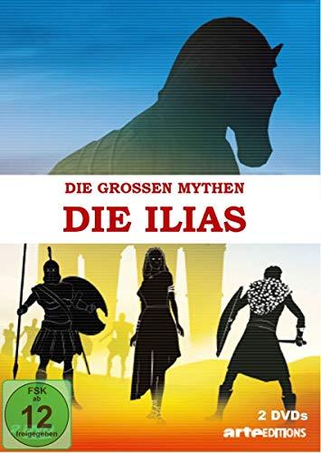 Die großen Mythen: Die Ilias [2 DVDs]